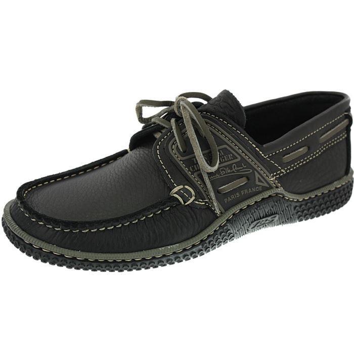 chaussures bateau tbs homme