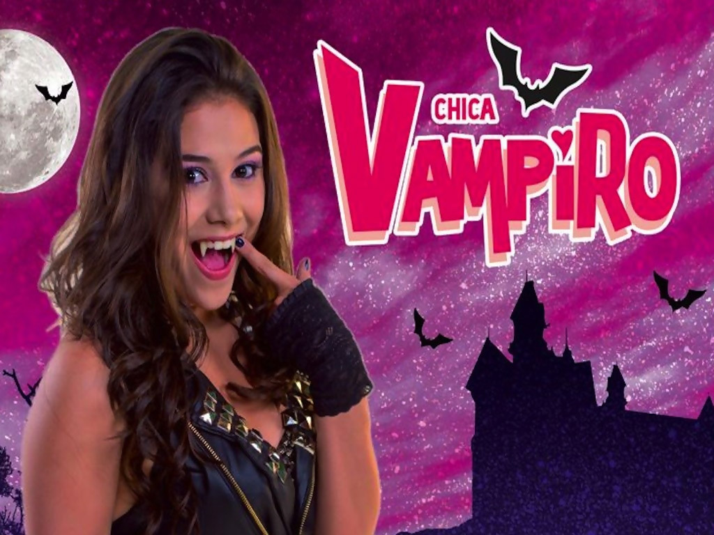chica vampiro