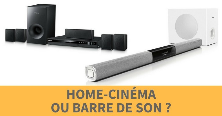 choisir home cinema