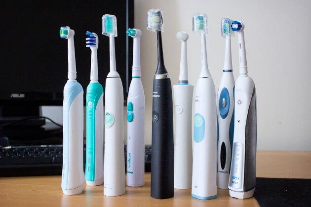 choisir une brosse à dent électrique