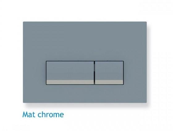 chrome mat
