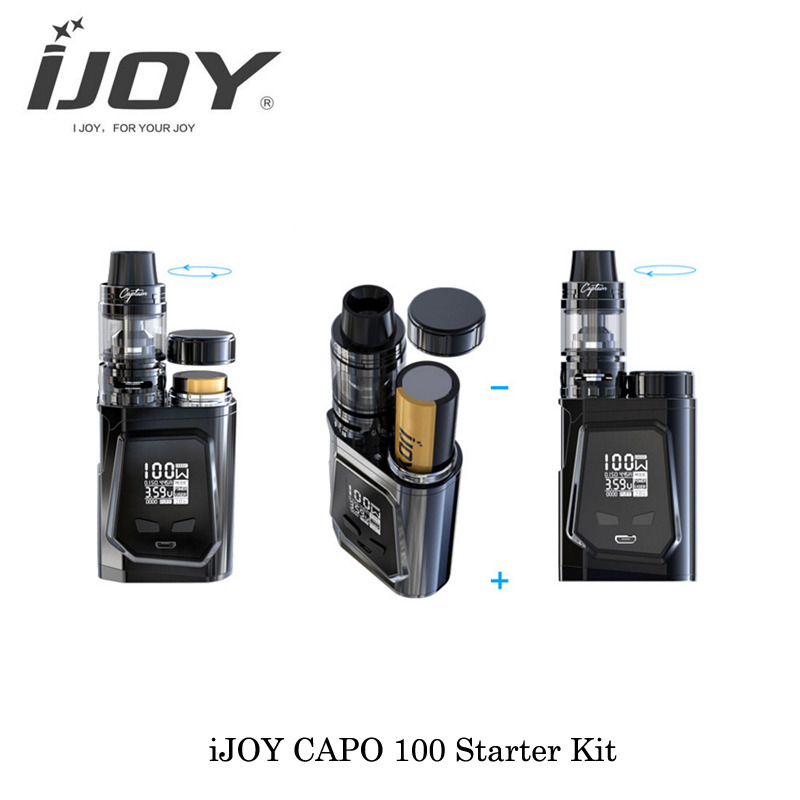 cigarette electronique ijoy