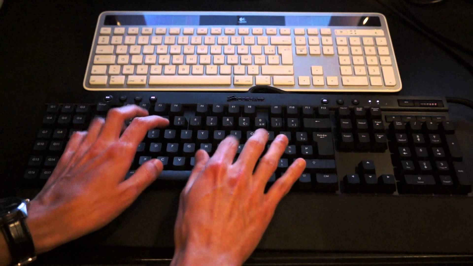 clavier corsair vengeance