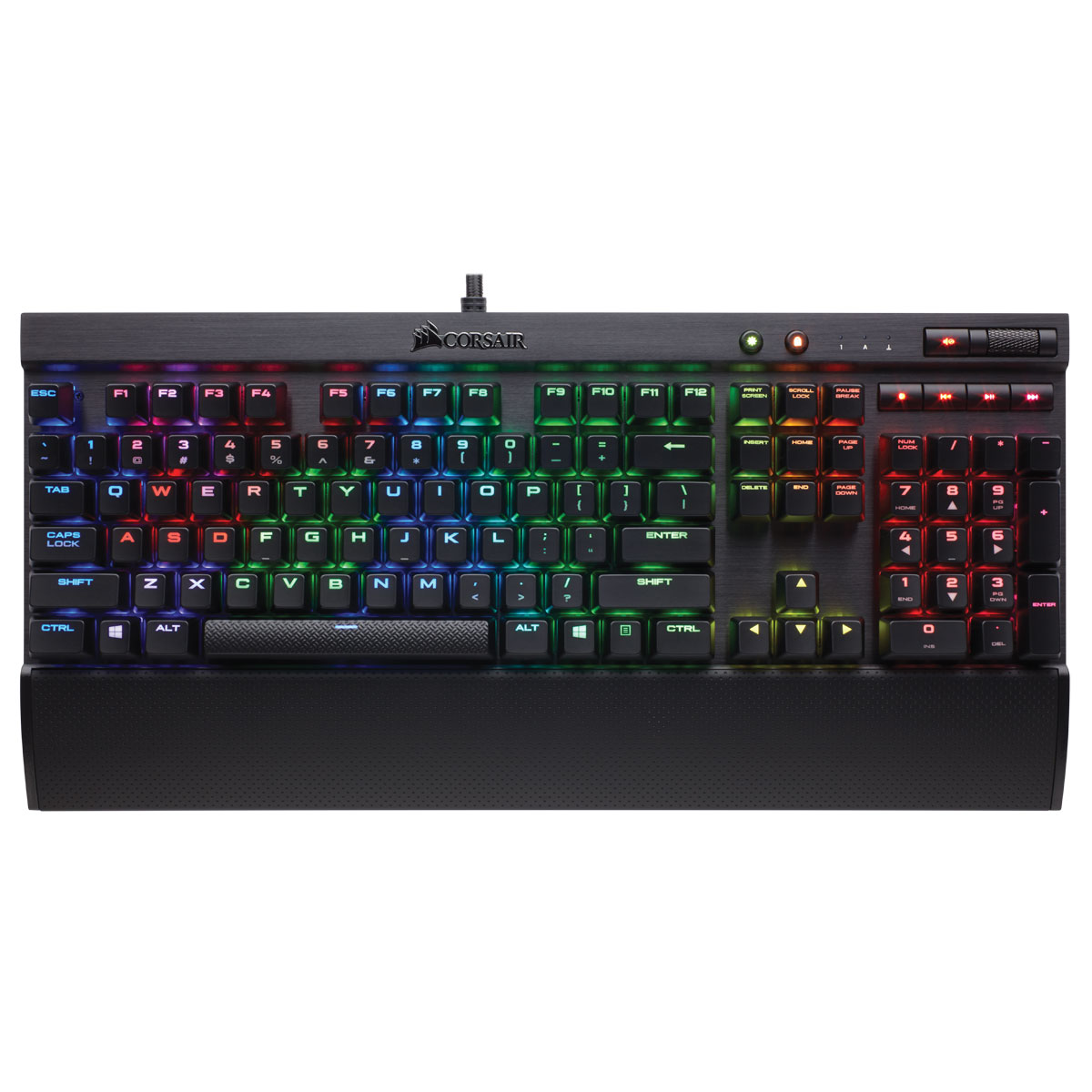 clavier ordinateur gamer