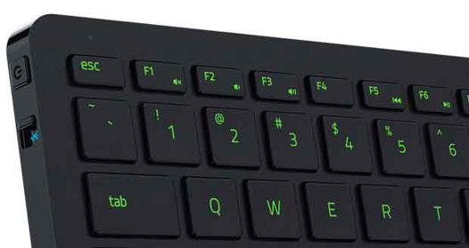 clavier razer sans fil