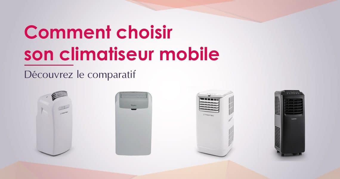 climatiseur mobile test