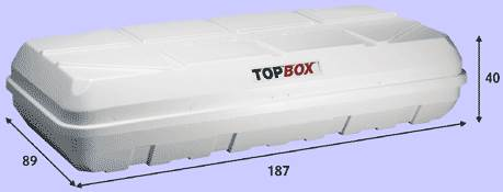 coffre de toit top box