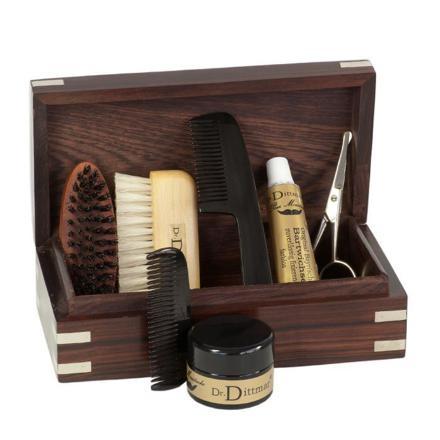 coffret cadeau entretien barbe