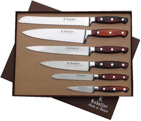 coffret couteau cuisine