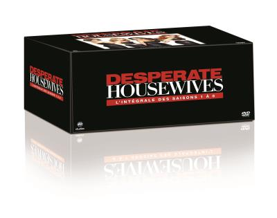 coffret dvd desperate housewives