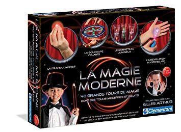 coffret la magie moderne
