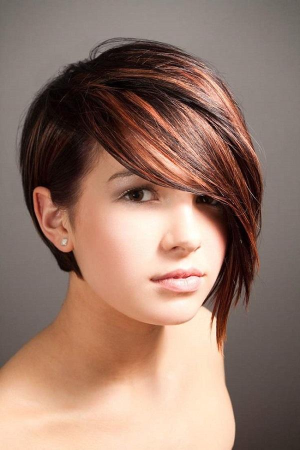 coiffure courte ado fille