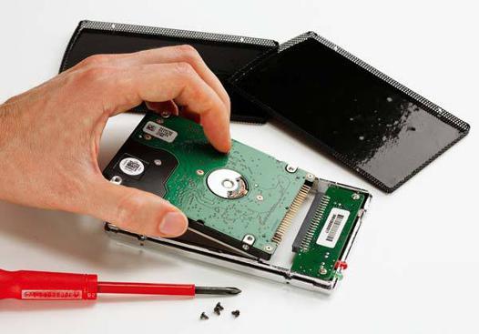 comment fonctionne un disque dur externe