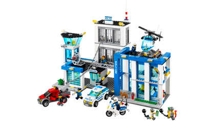 commissariat lego