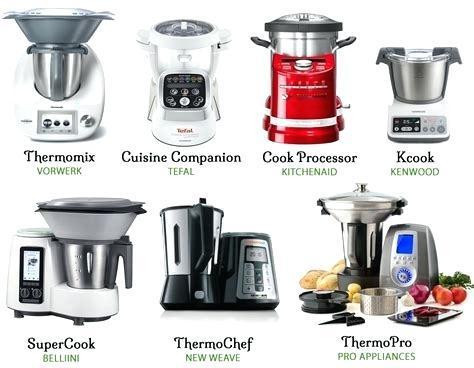 comparateur robot cuisine