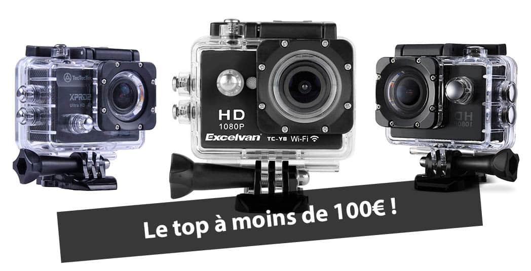 comparatif camera sport hd