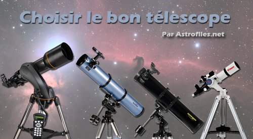 comparatif telescope