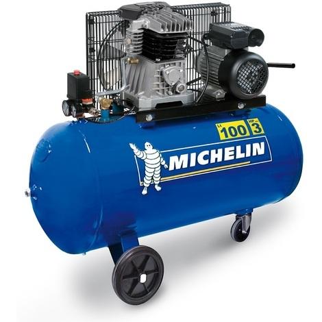 compresseur 100l bicylindre
