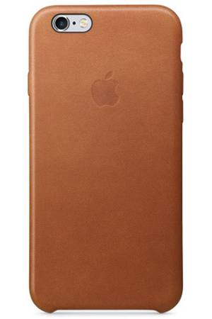 coque iphone 6 cuir marron