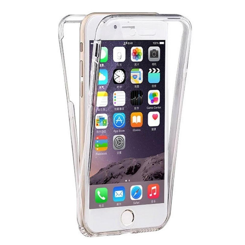 coque silicone 360 iphone 6