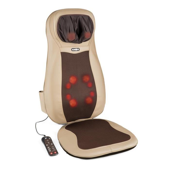 coussin masseur dorsal