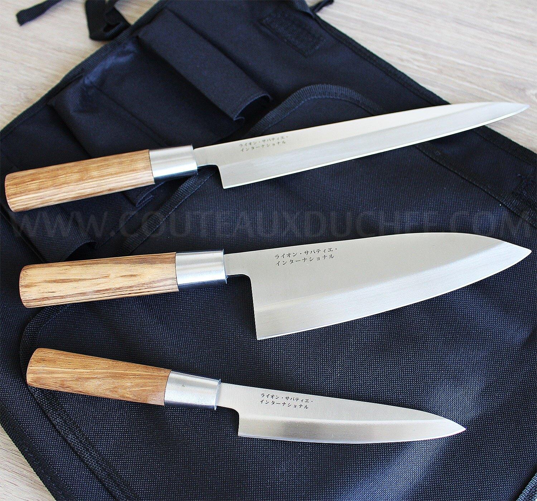 couteau japonais sabatier