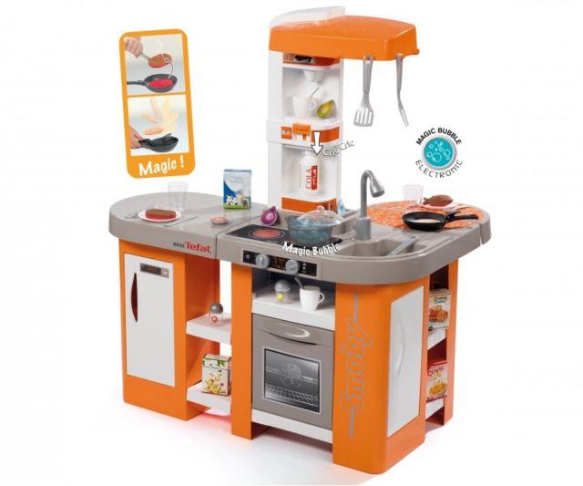 cuisine smoby tefal studio xl
