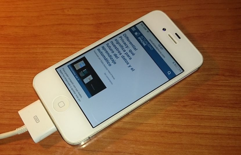 d un iphone 4 s
