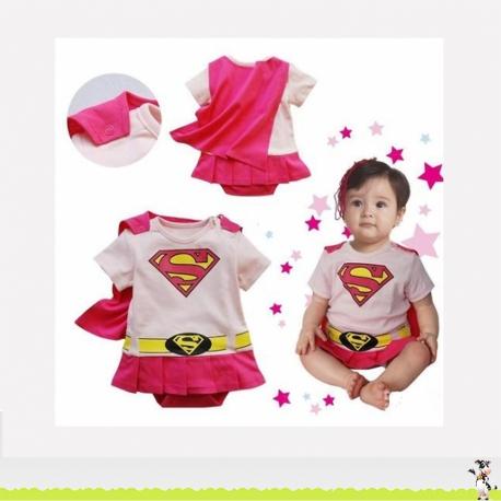 déguisement bébé fille