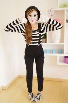 déguisement facile femme