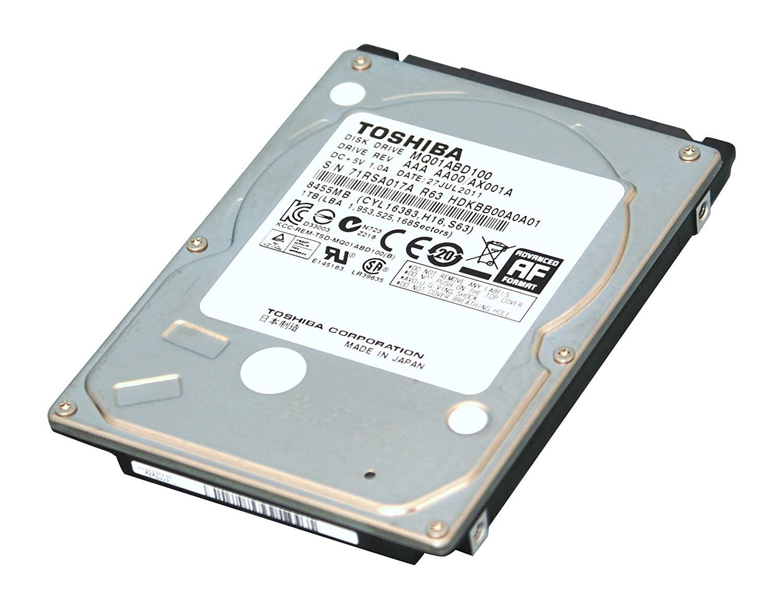 disque dur 2.5 2to