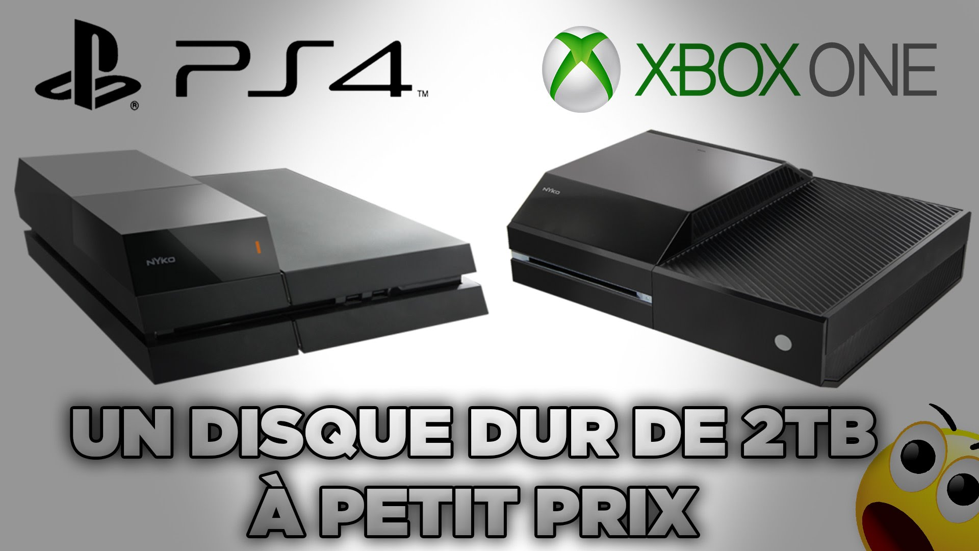 disque dur externe ps4 2to