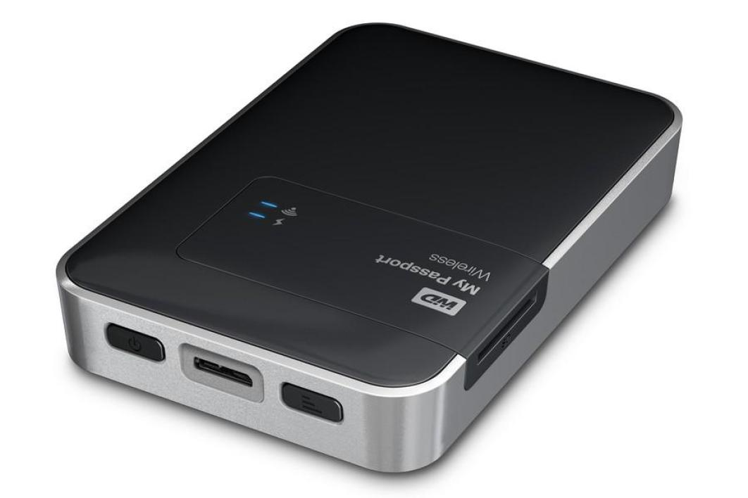 disque dur wd my passport wireless 1 to, wifi