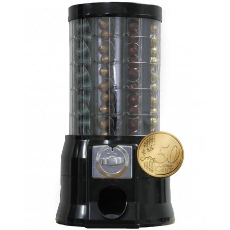 distributeur de capsules nespresso