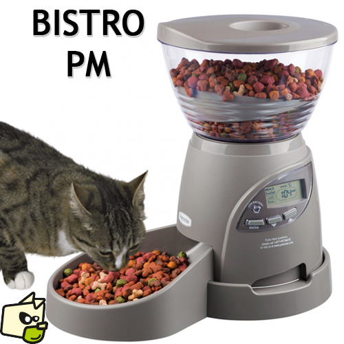 distributeur de nourriture automatique pour chat