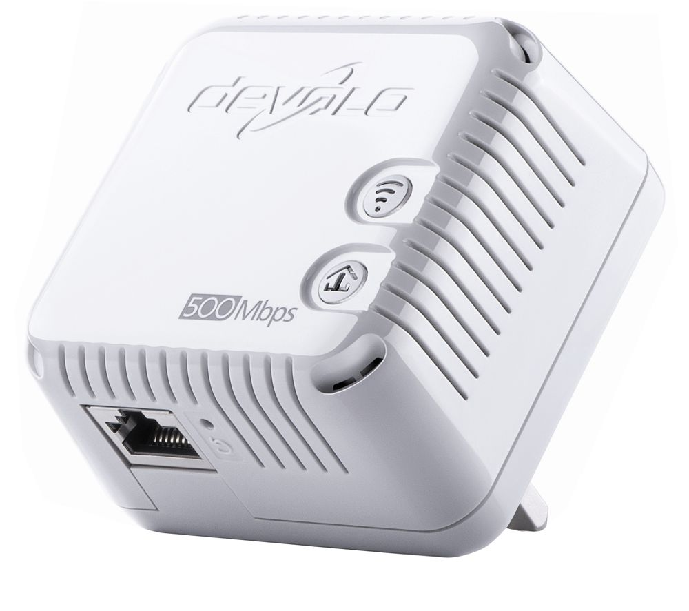 dlan 500 wifi