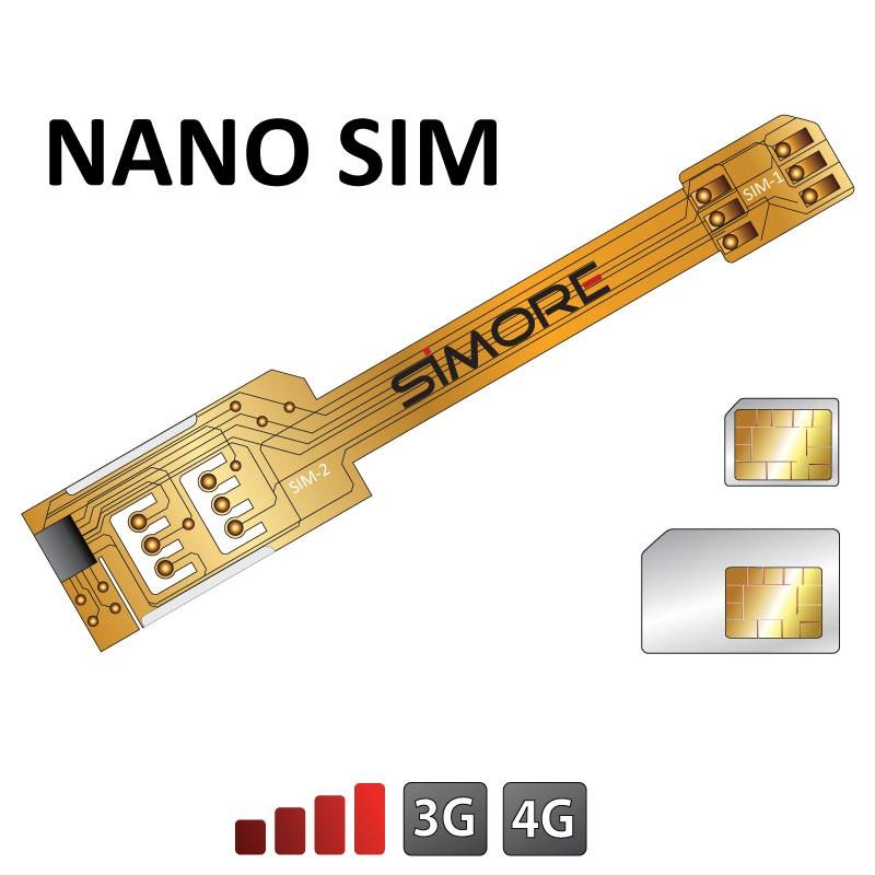 double nano sim