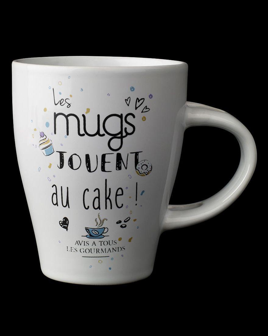 du bruit dans la cuisine mug