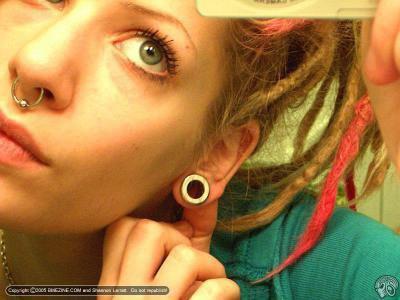 ecarteur oreille 9mm