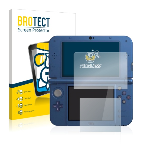 ecran de protection new 3ds xl