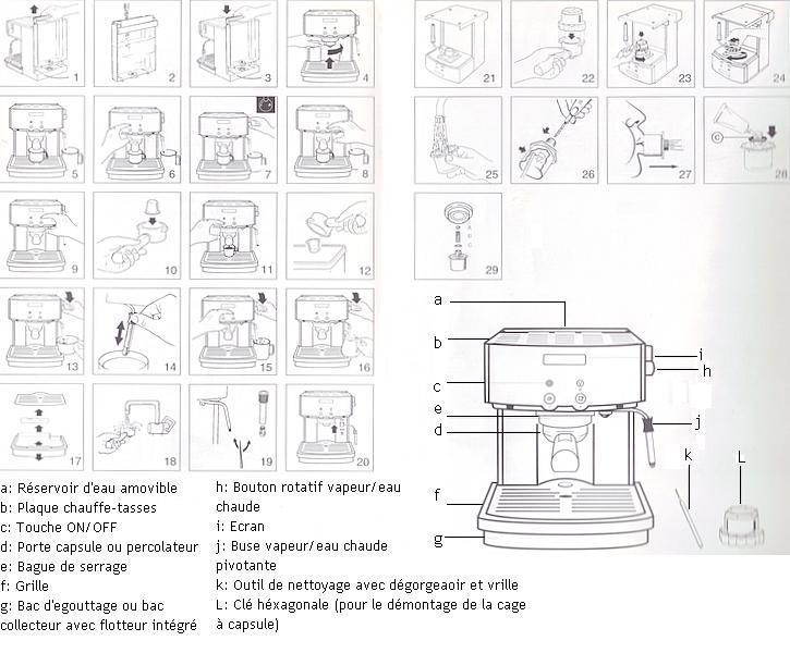 entretien machine nespresso