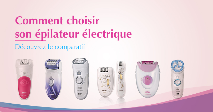 epilateur electrique prix