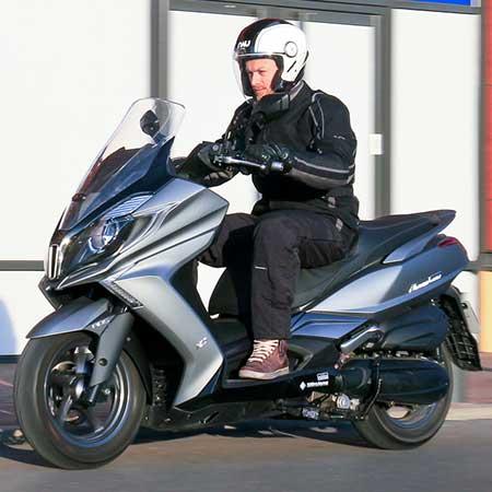 essai scooter