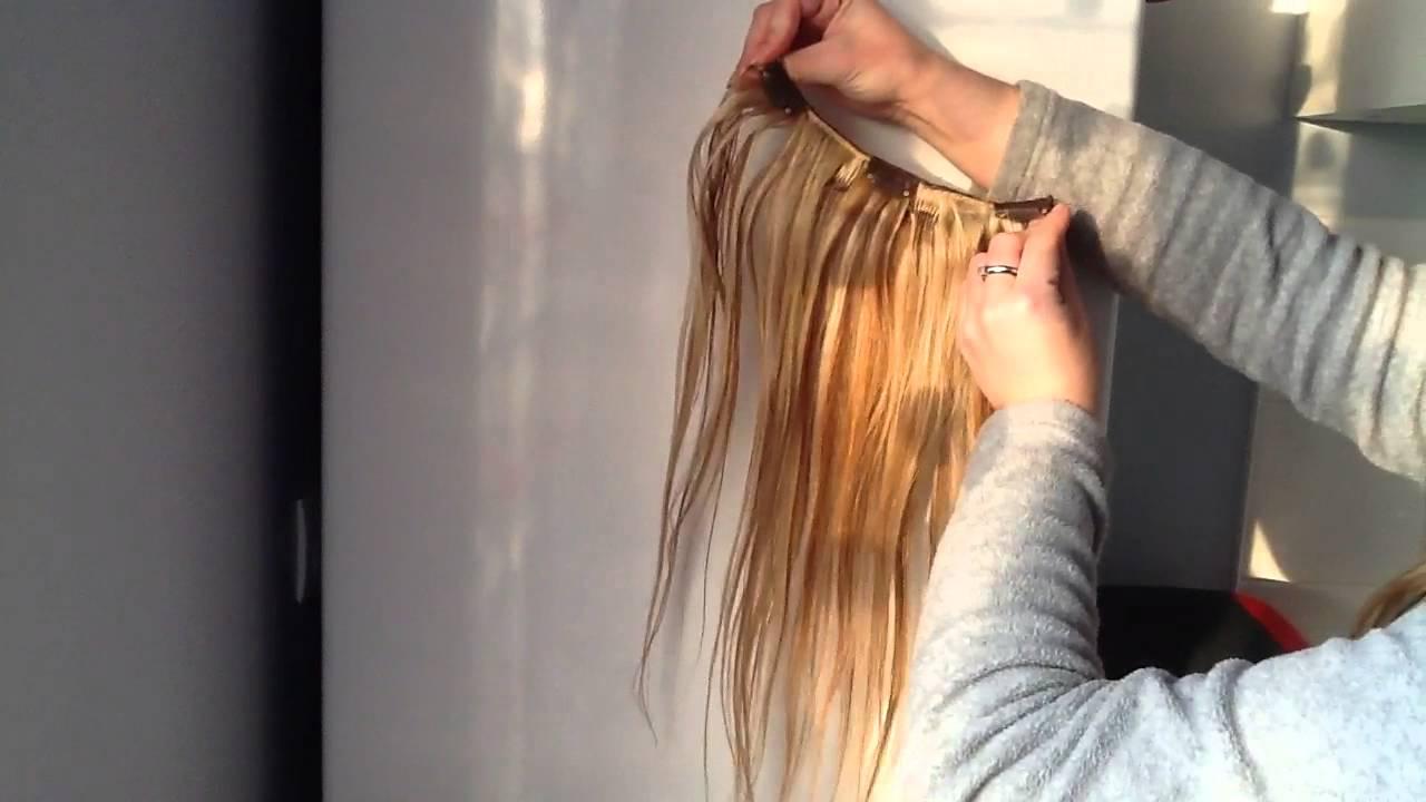 extension cheveux clip avis