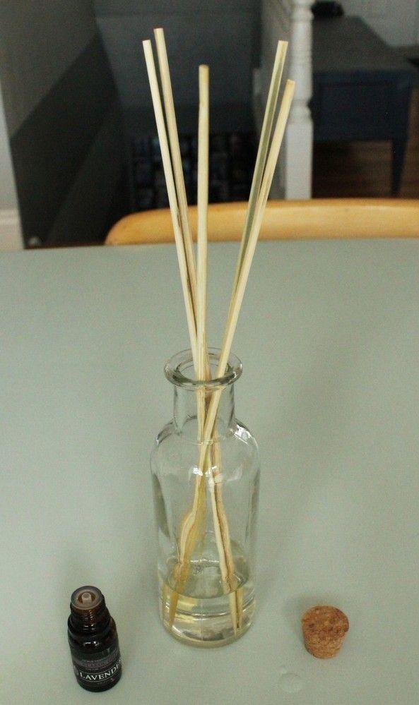 fabriquer diffuseur huiles essentielles maison