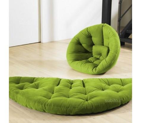fauteuil futon