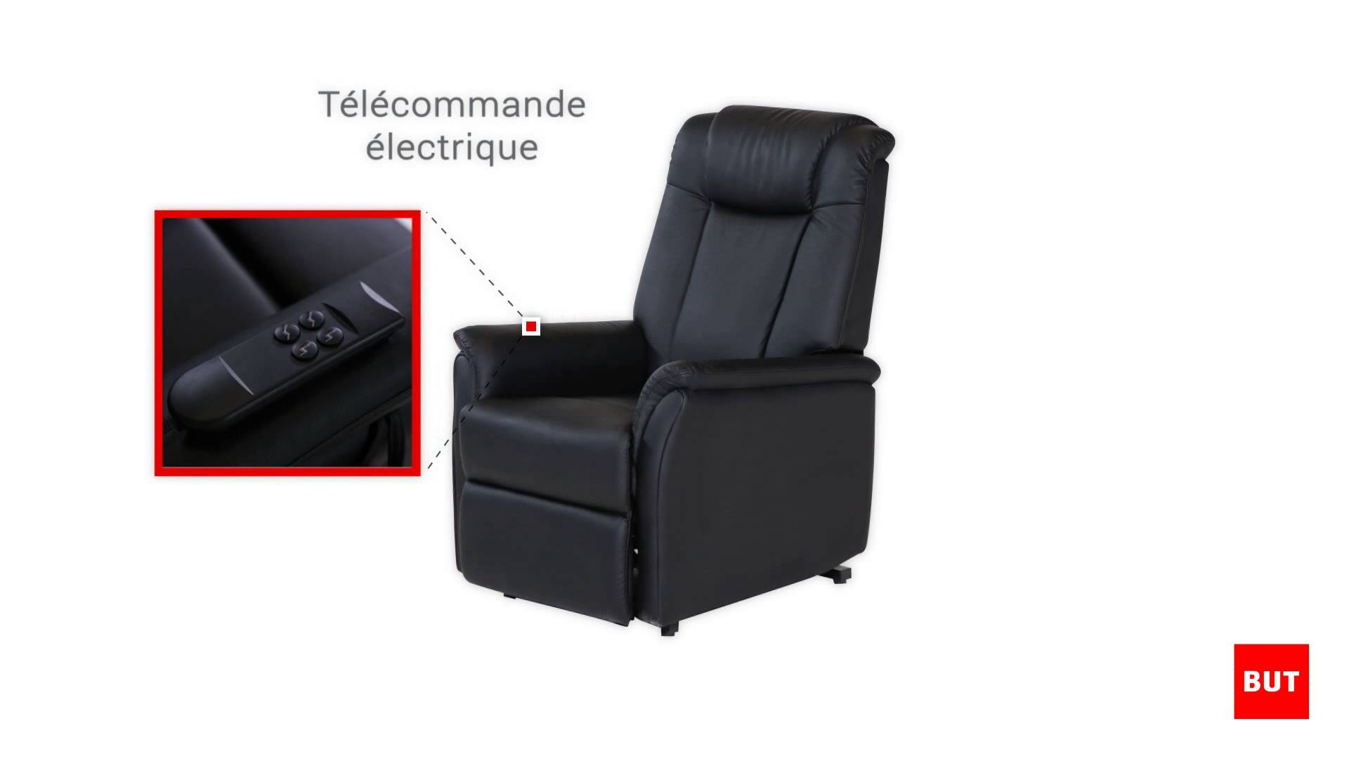 fauteuil relax but