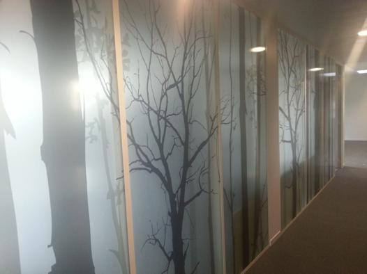 film décoratif pour fenêtre