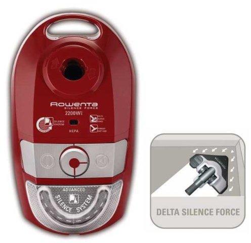 filtre aspirateur rowenta silence force 2200w