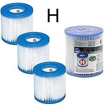 filtre h intex